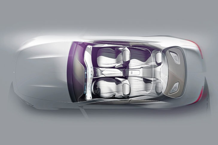 VIDEO: Mercedes Concept S-Class Coupe previewed Image #197340