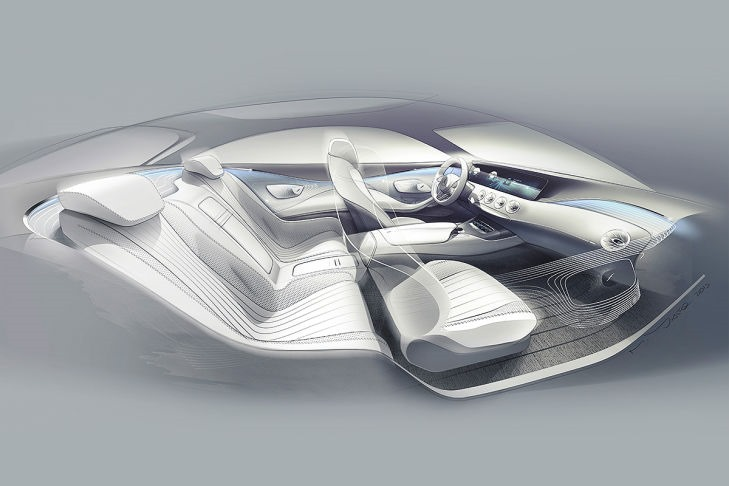 VIDEO: Mercedes Concept S-Class Coupe previewed Image #197342