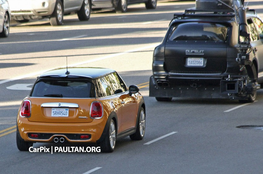 SPYSHOTS: Clearest view of the F56 MINI yet Image #201972