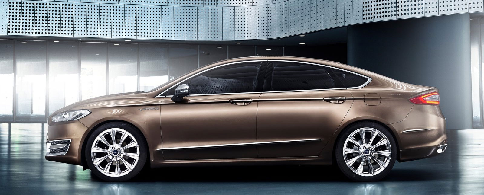 Ford Mondeo Vignale Previews New Luxury Sub Brand Image 197482