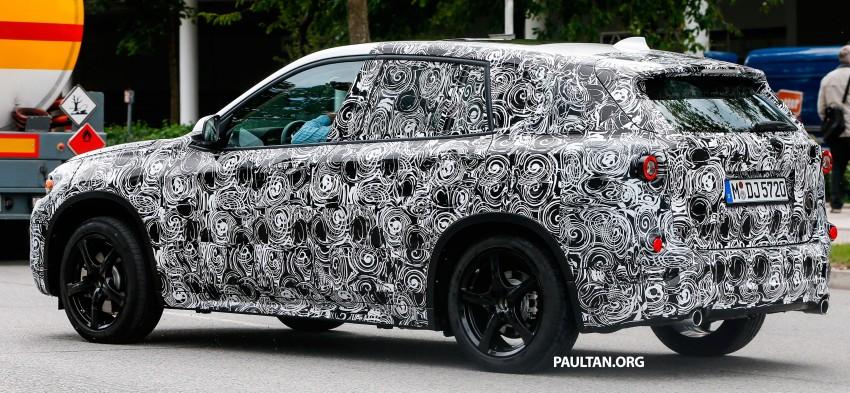 SPYSHOTS: Next-gen BMW X1 to be front-wheel drive? Image #199282