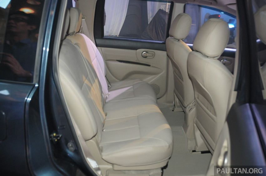 Nissan Grand Livina facelift introduced – from RM87k Image #200953
