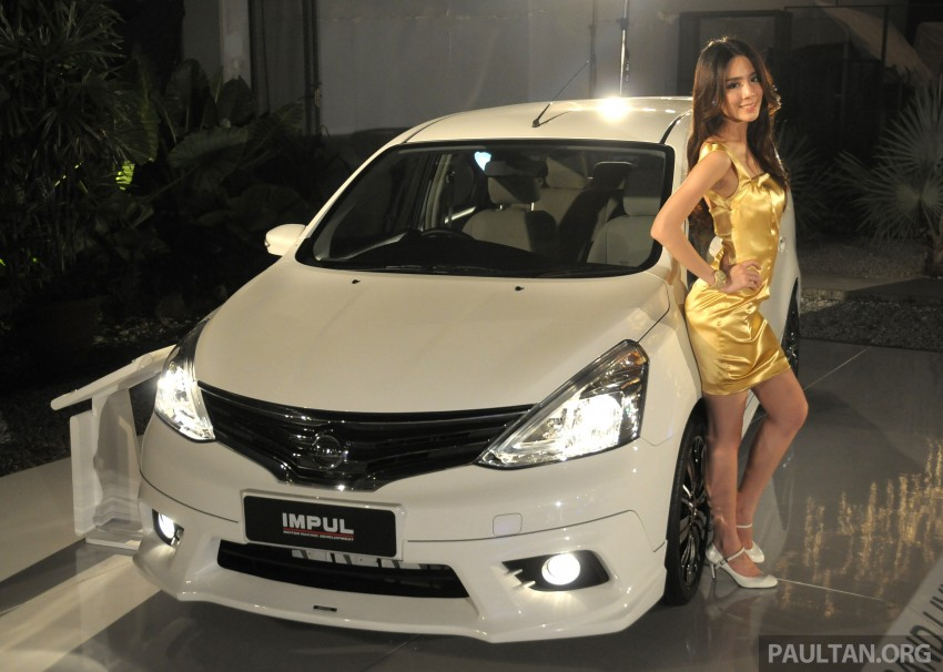 Nissan Grand Livina facelift introduced – from RM87k Image #200987