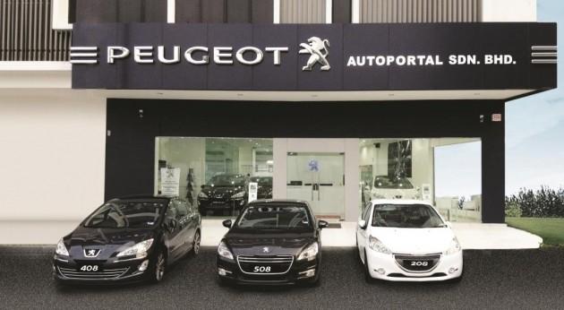 Peugeot Nusajaya