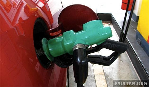 RON 97 petrol