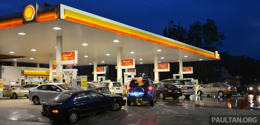 RON 95 and diesel to go up by 20 sen per litre at midnight – RM2.10 for RON 95, RM2.00 for diesel Image #195833