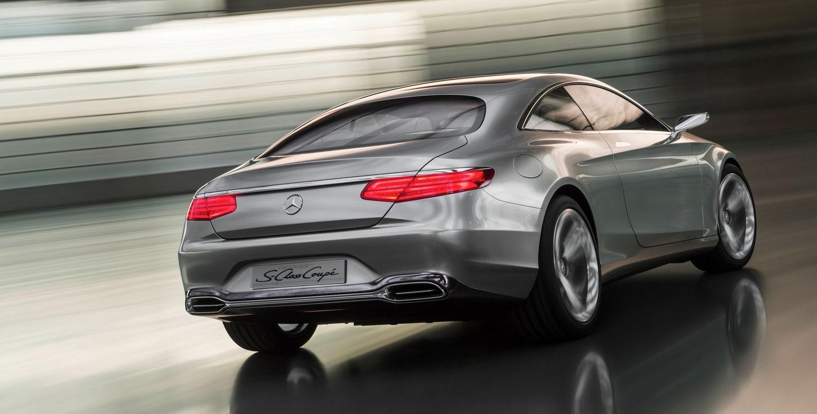 Mercedes Benz S Class S