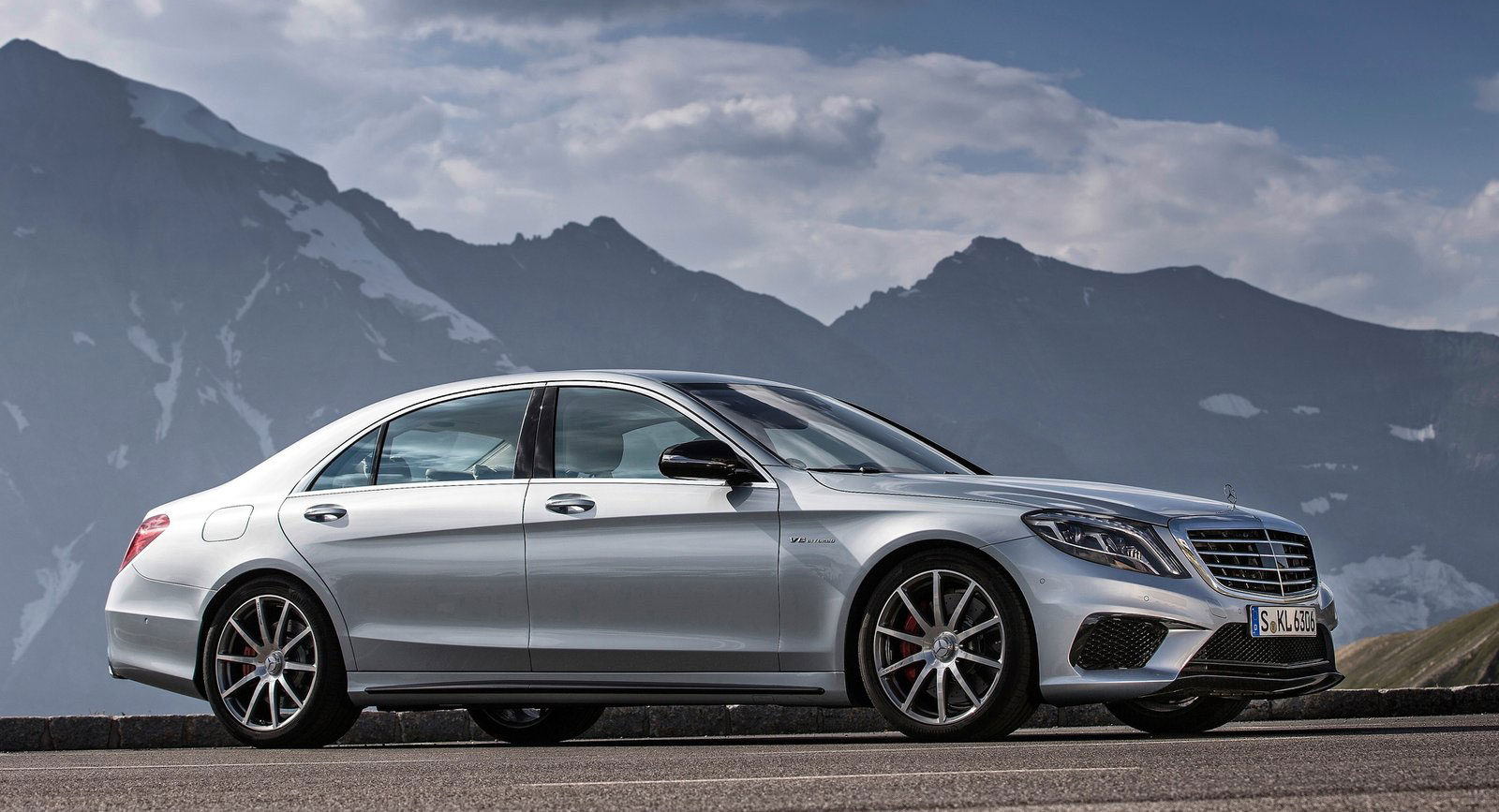 Mercedes benz s 63 amg like a boss in austria image 201921 for Mercedes benz austria