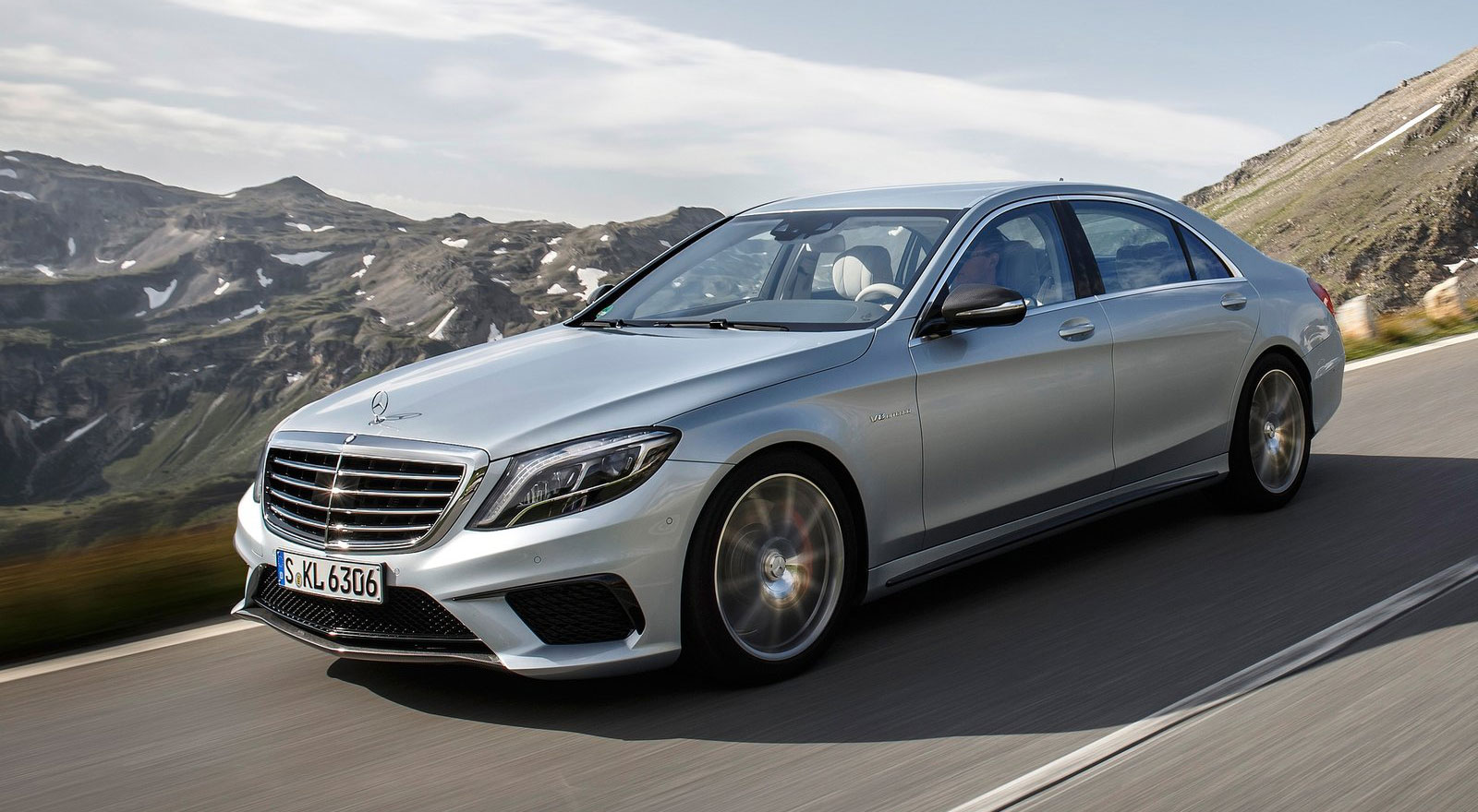 Mercedes benz s 63 amg like a boss in austria image 201939 for Mercedes benz austria