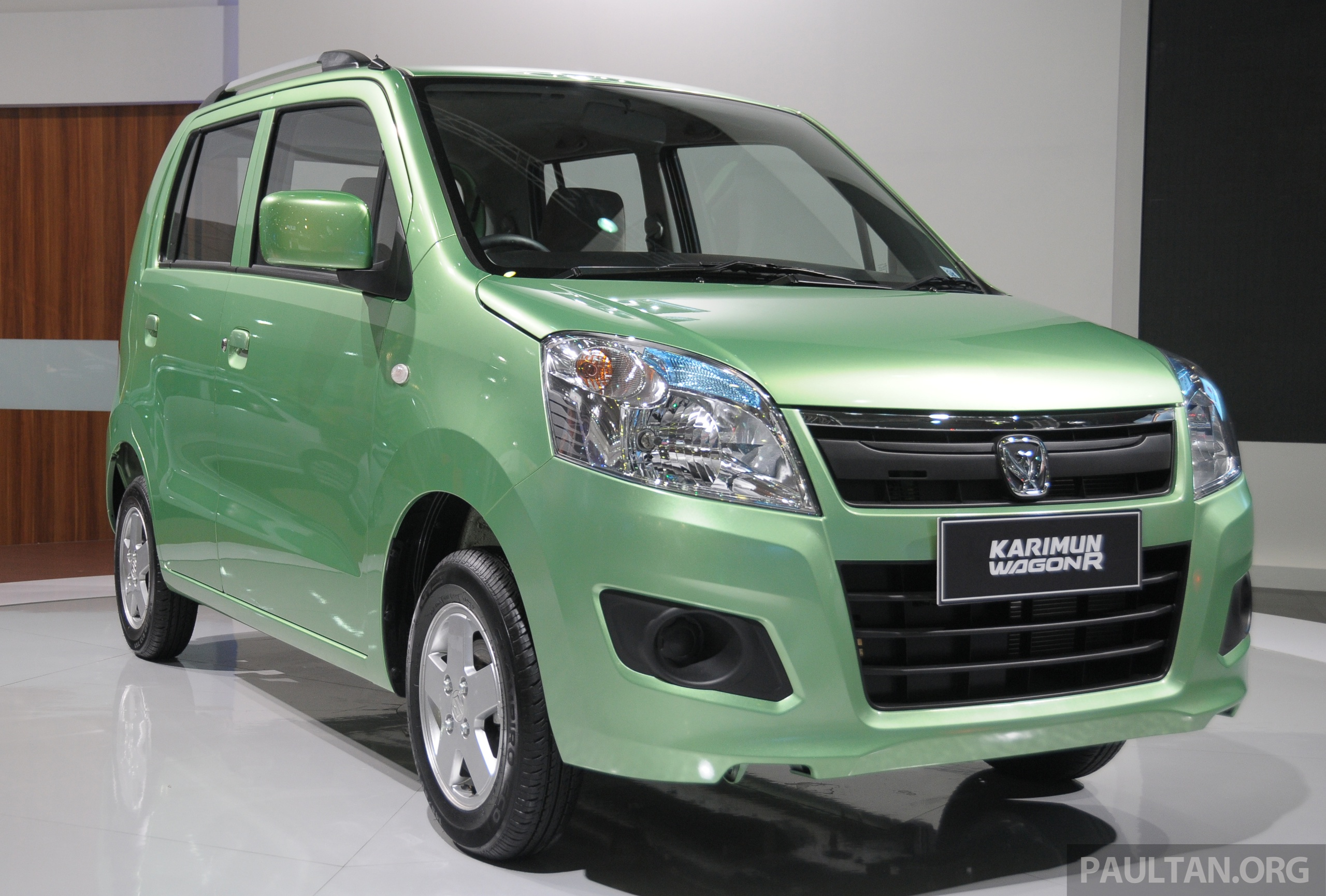 New Suzuki Karimun Wagon R And Stingray At IIMS