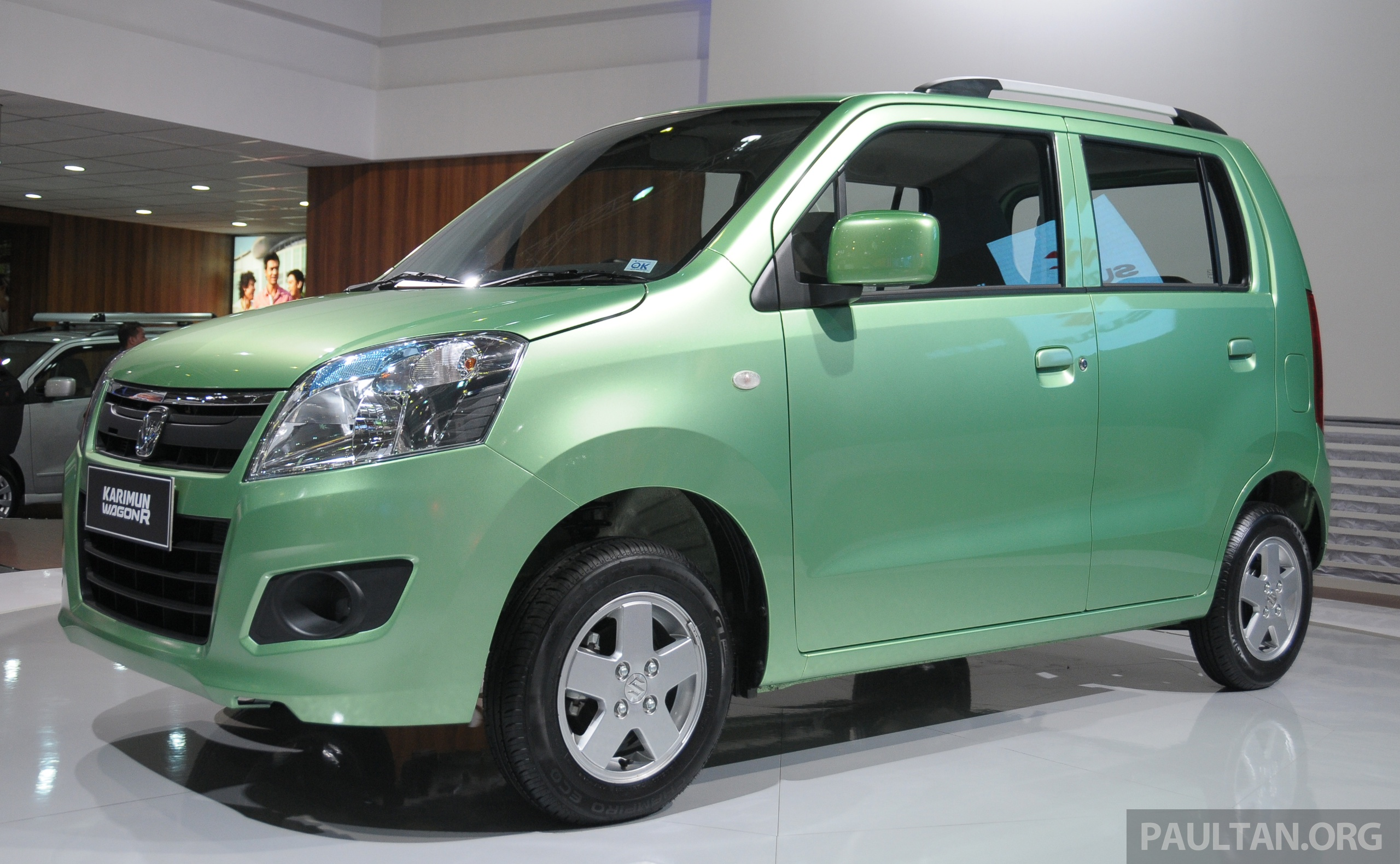 New Suzuki Karimun Wagon R And Stingray At IIMS Image 199929