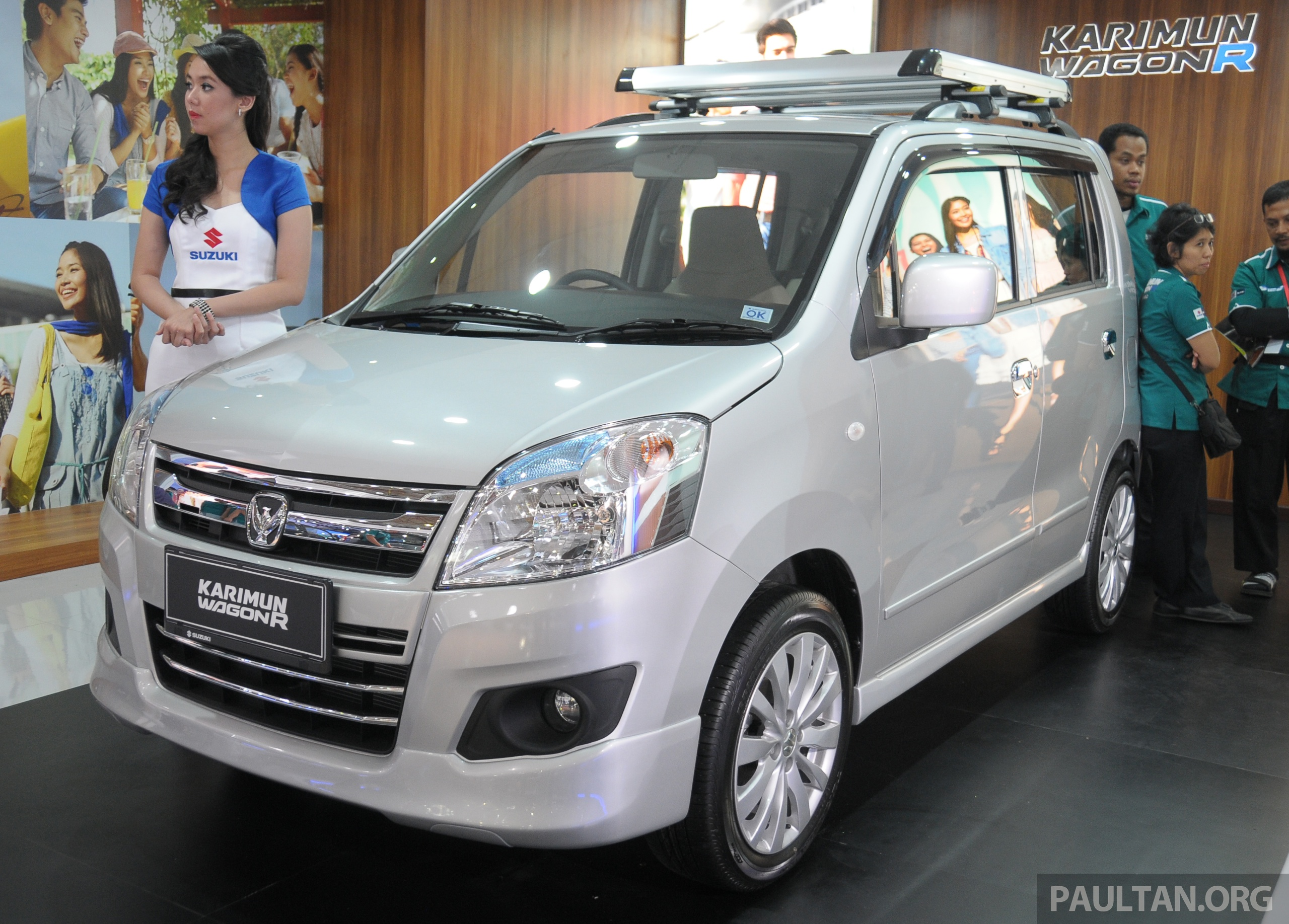 New Suzuki Karimun Wagon R And Stingray At IIMS Image 199936
