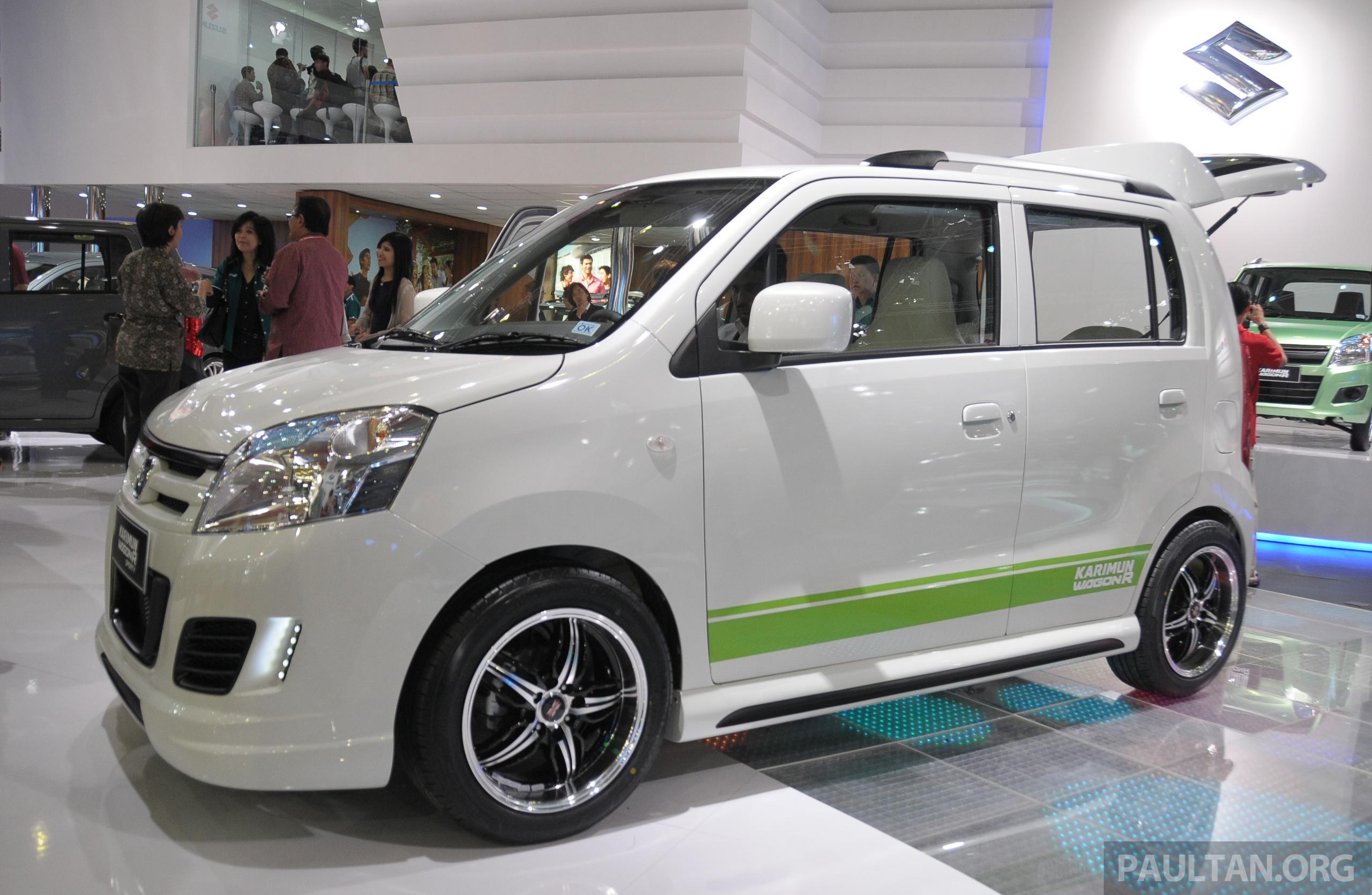 Suzuki Imported Cars