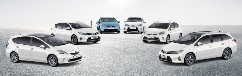 Details of the next-generation Toyota Prius previewed Image #195787