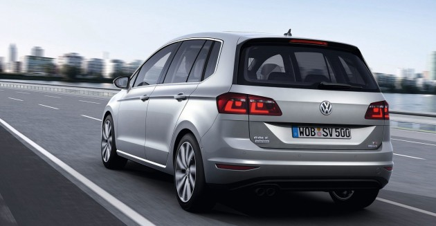 VW Golf Sportsvan-10