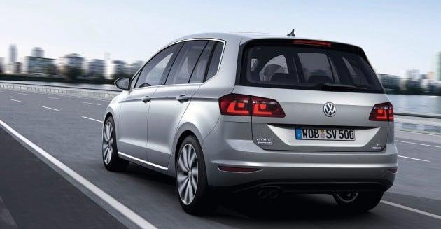 VW Golf Sportsvan-10