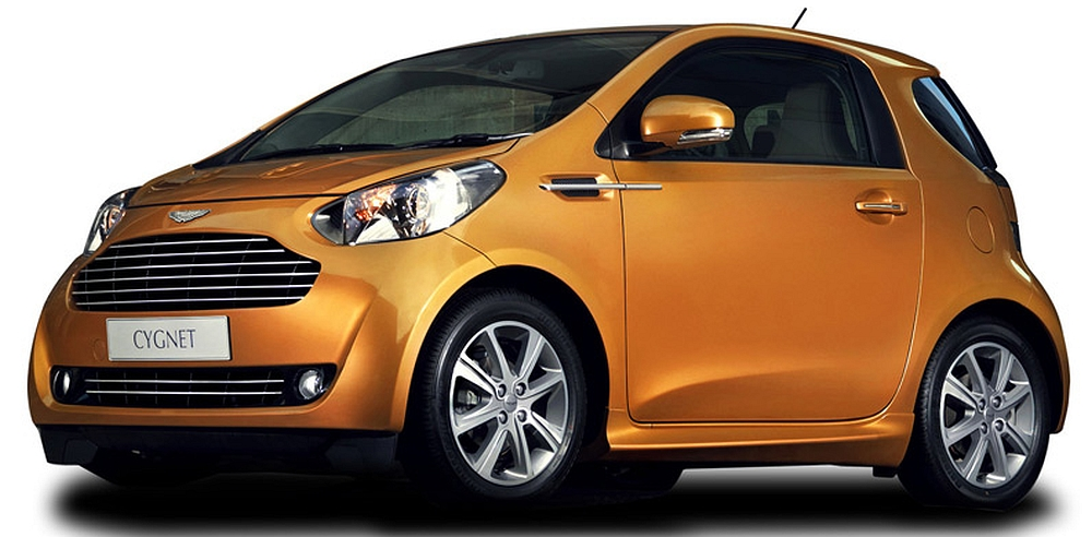 aston martin cygnet it 39 s the swan song for the small 39 un. Black Bedroom Furniture Sets. Home Design Ideas