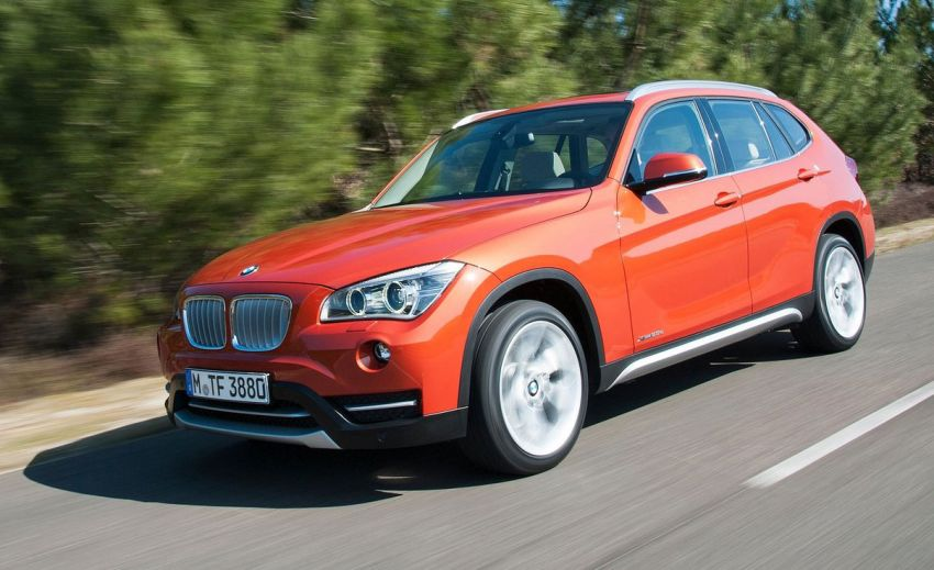 CKD BMW X1 20d and X3 20d introduced in Malaysia Image #198829