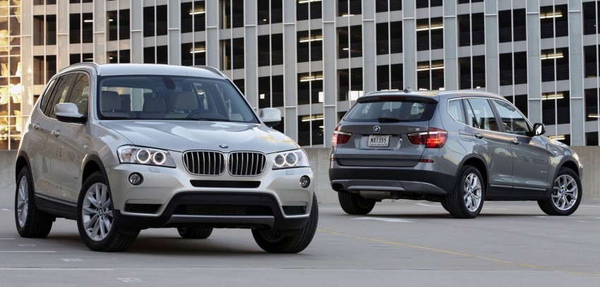CKD BMW X1 20d and X3 20d introduced in Malaysia Image #198830