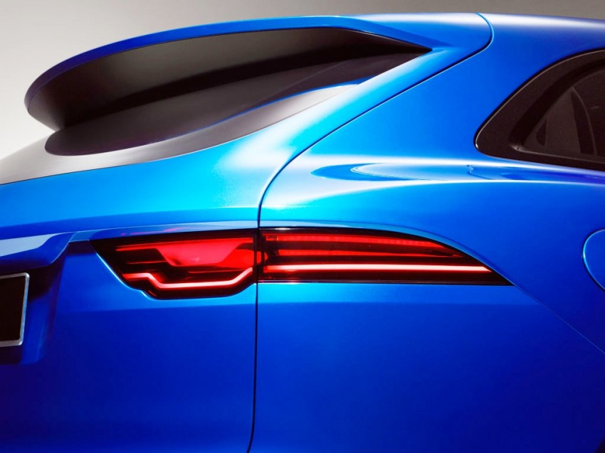 Jaguar C-X17 concept fully unveiled in Frankfurt Image #197555