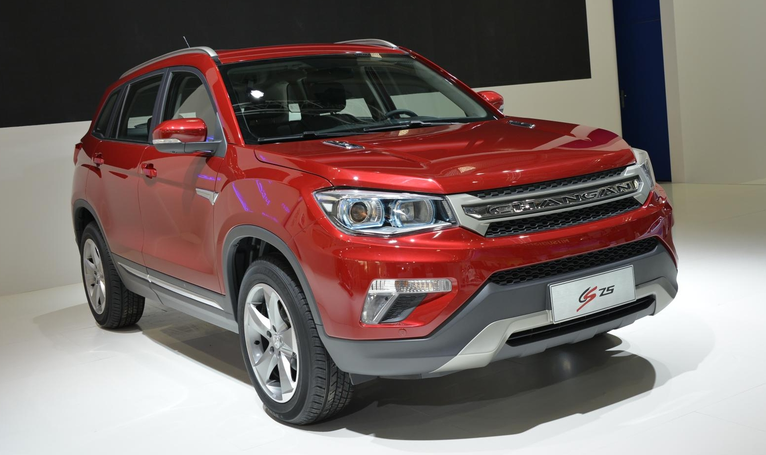Changan CS75 - Chinese market gets another mid-size SUV player
