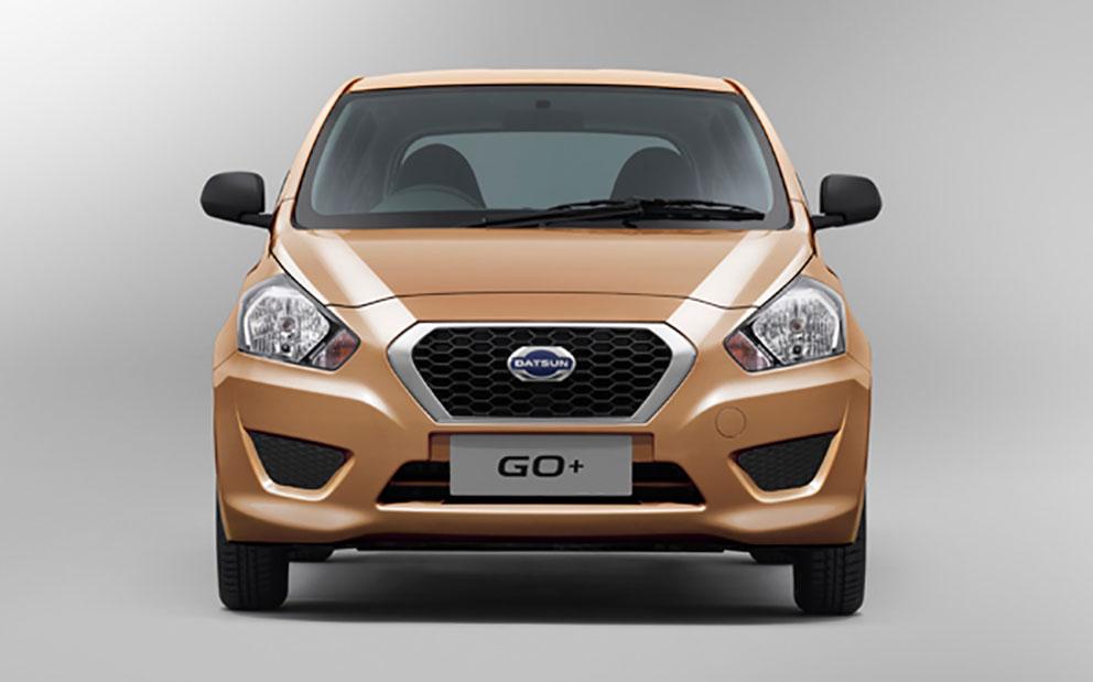 Datsun GO+: Datsun's second model is an MPV