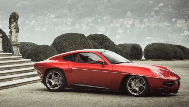 Alfa Romeo Disco Volante For Sale >> Alfa Romeo Disco Volante by Touring Superleggera