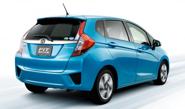 Abgtutor Dot Com All New Honda Jazzfit Launched In Japan Full