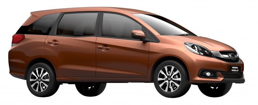 Honda Mobilio MPV unveiled at IIMS 2013 – official pic Image #199892