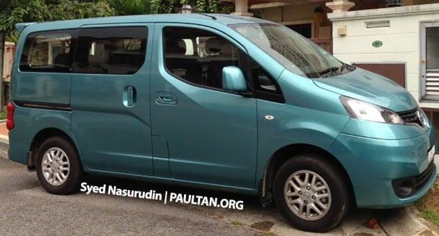 nissan-evalia-malaysia-side