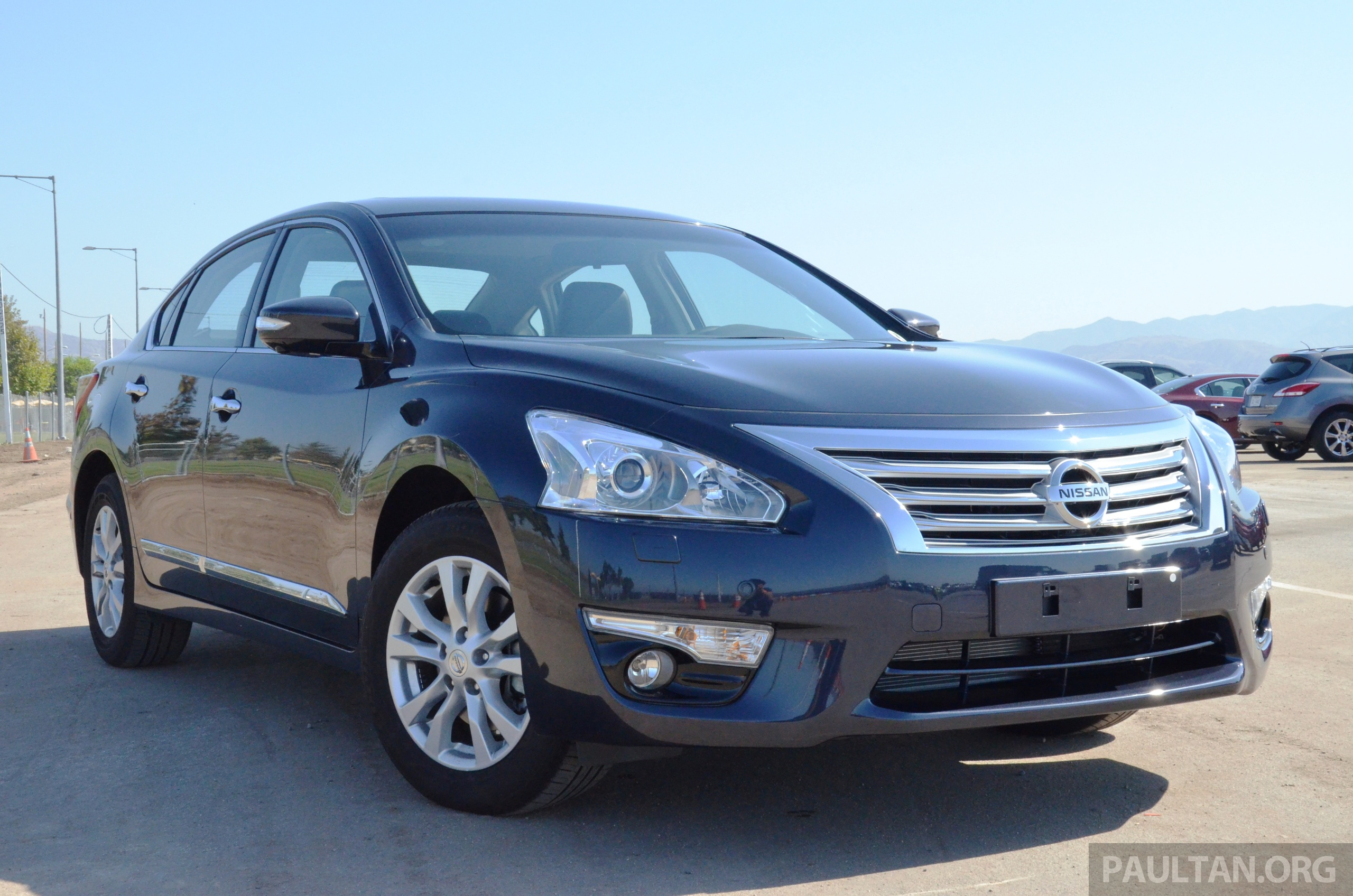 2014 Nissan Teana 2 5 L33 Review At Nissan 360 Event