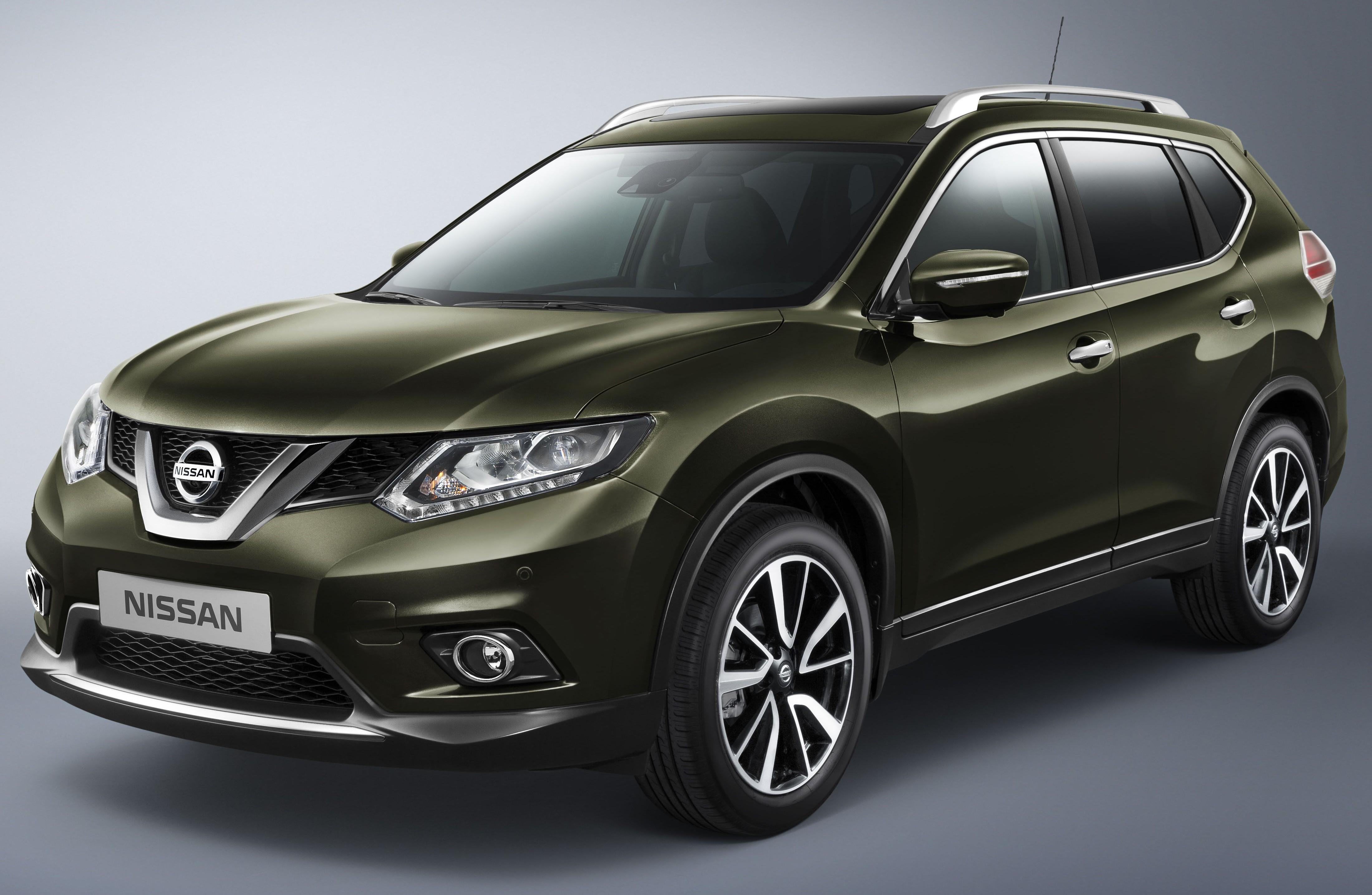 Nissan X-Trail - third-gen breaks cover at Frankfurt show