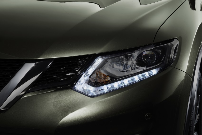 Nissan X-Trail – third-gen breaks cover in Frankfurt Image #198011