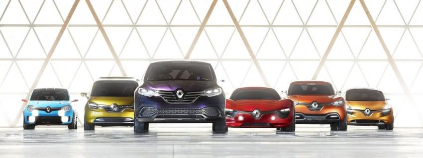 Renault Initiale Paris Concept previews next Espace Image #198870