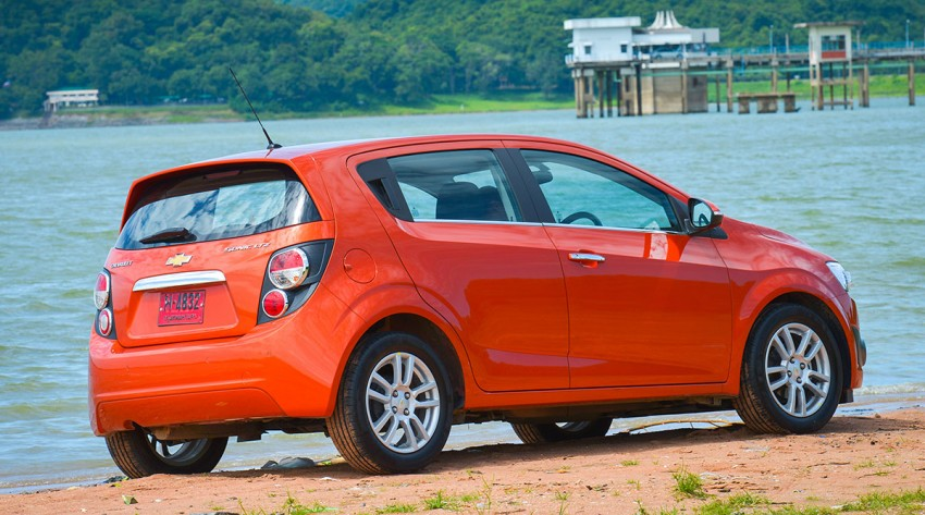 Chevrolet Sonic gets 1.6 litre E85 engine in Thailand Image #199066