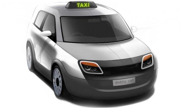 tum ev taxi sketch