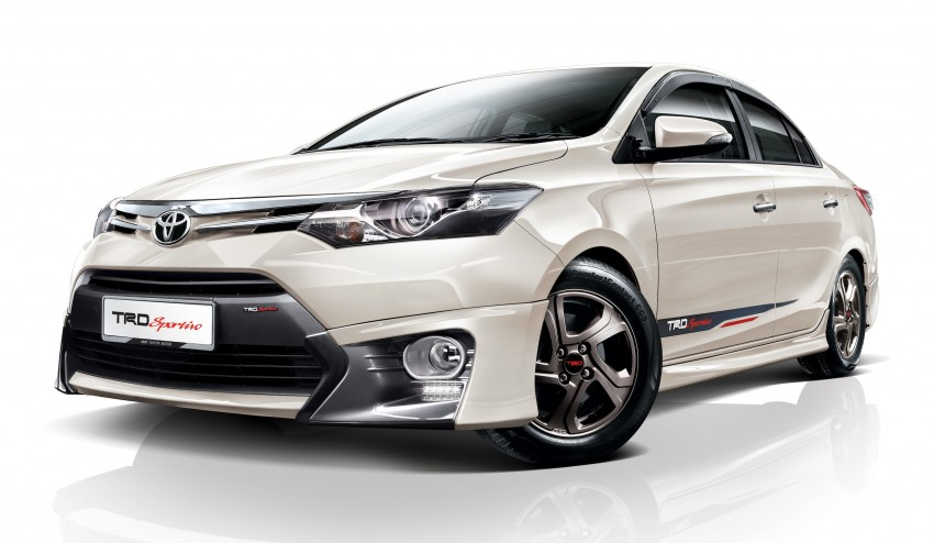 2013 Toyota Vios officially launched in Malaysia – five variants, priced from RM73,200 to RM93,200 Image #202382