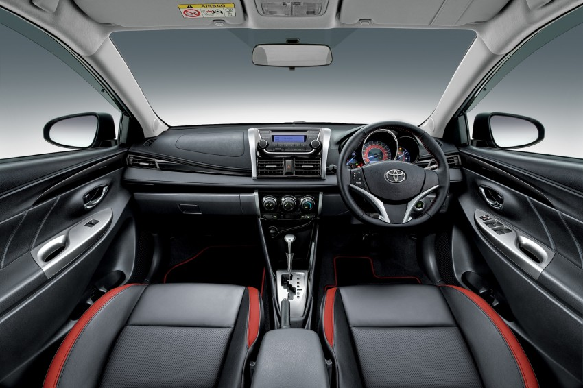 2013 Toyota Vios officially launched in Malaysia – five ...