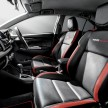 06-Interior (TRD Sportivo Exclusive Sports Seats with Combination Black and Red Perforated Leather)
