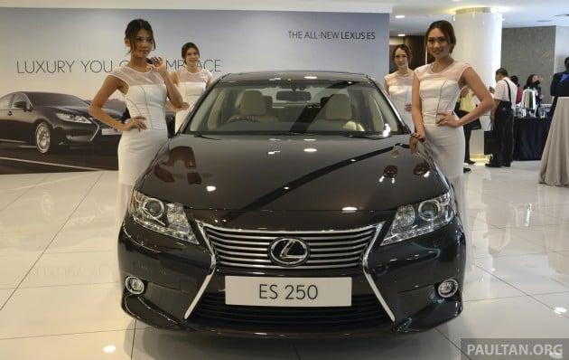2013 Lexus ES 65