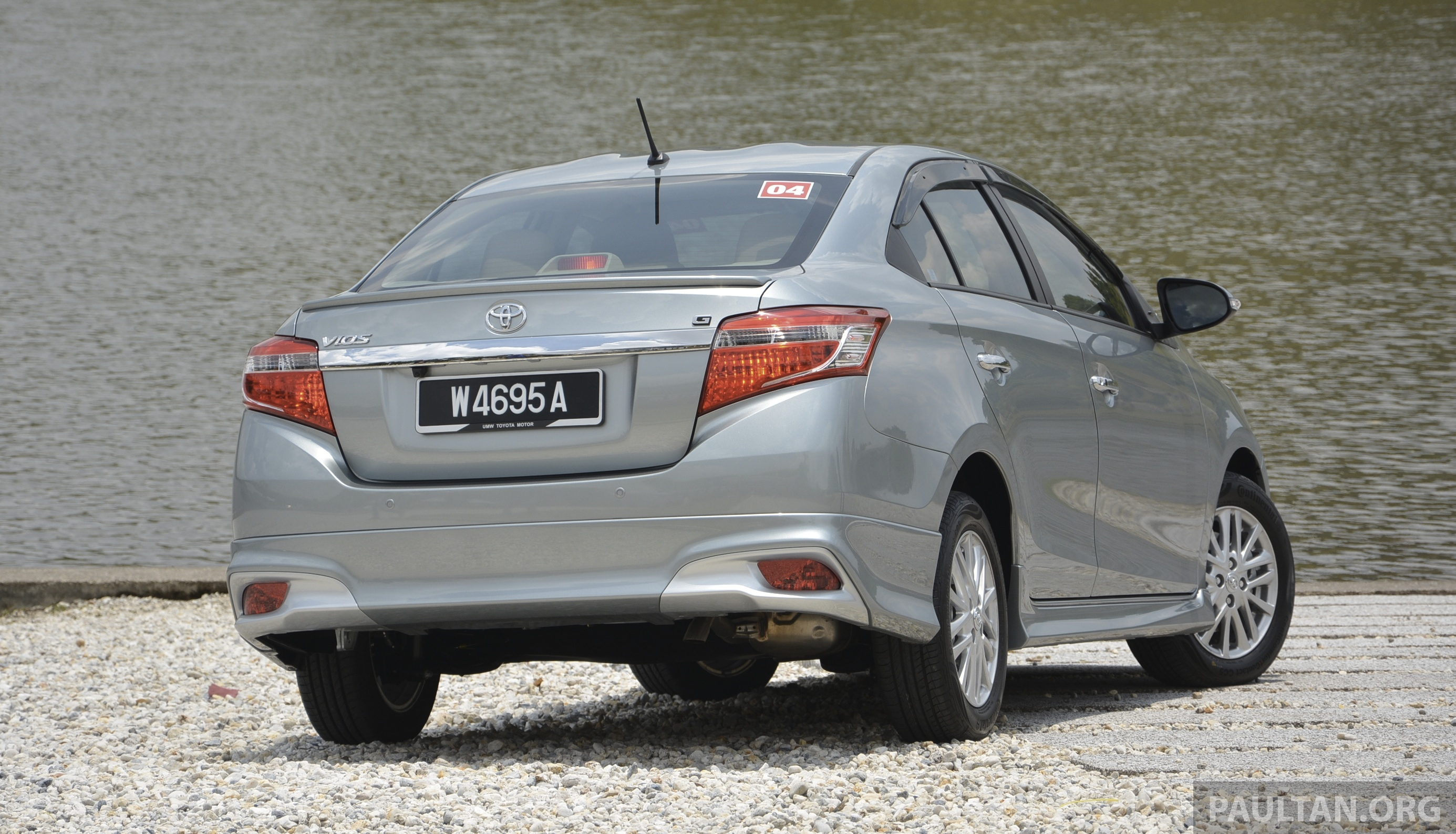 2013 Toyota Vios officially launched in Malaysia – five