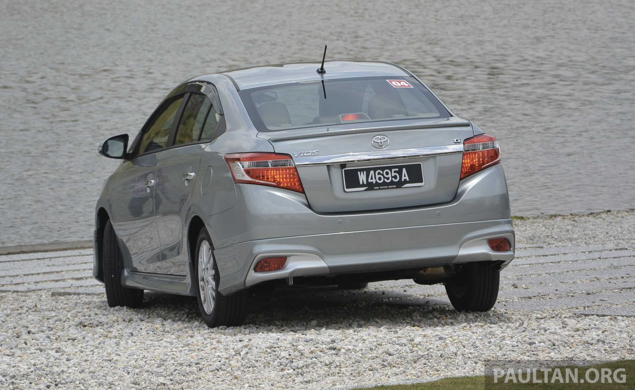 2013 Toyota Vios officially launched in Malaysia – five variants