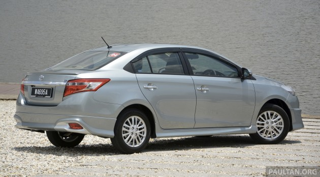 2013 Toyota Vios Launched In Malaysia Rm73 200 To Rm93 200