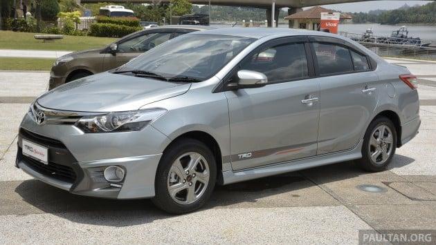 2013 Toyota Vios TRD Sportivo 1