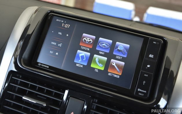 2013 Toyota Vios TRD Sportivo 16