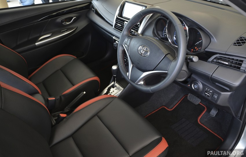 2013 Toyota Vios officially launched in Malaysia – five variants, priced from RM73,200 to RM93 ...