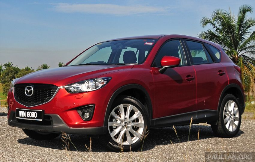 Mazda3-based crossover is being considered – report Image #205043