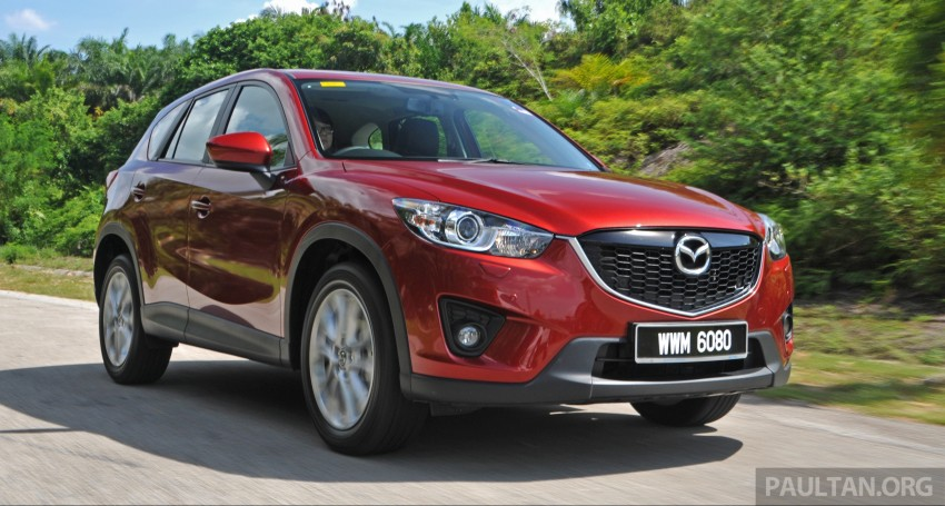 Mazda3-based crossover is being considered – report Image #205044