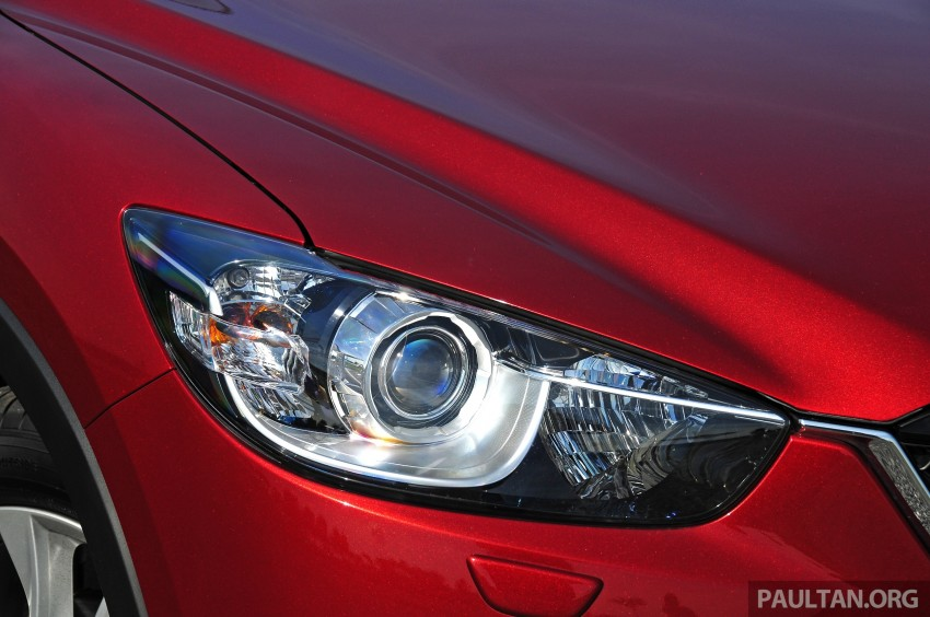 Mazda3-based crossover is being considered – report Image #205046