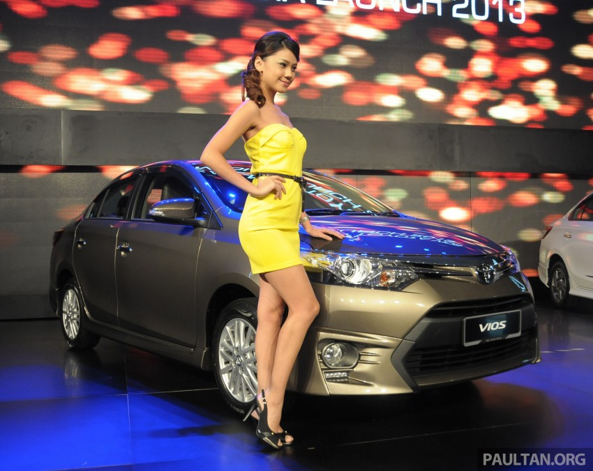 New Vios 2013 Launch Malaysia Autos Post